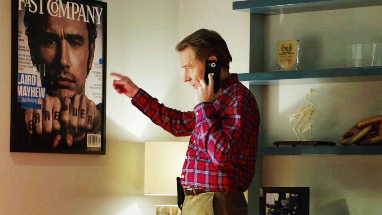 Bryan Cranston w roli nadopiekuńczego ojca wybranki Lairda
