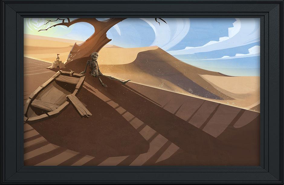 ''Saharyjski berek śmierci'' to jedna z propozycji graczy