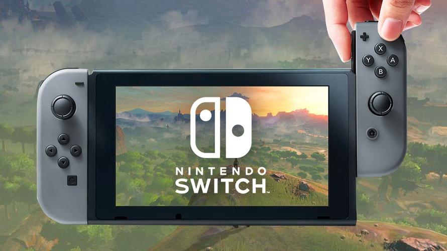 Niecałe 200 funtów za Switcha. Do przełknięcia?