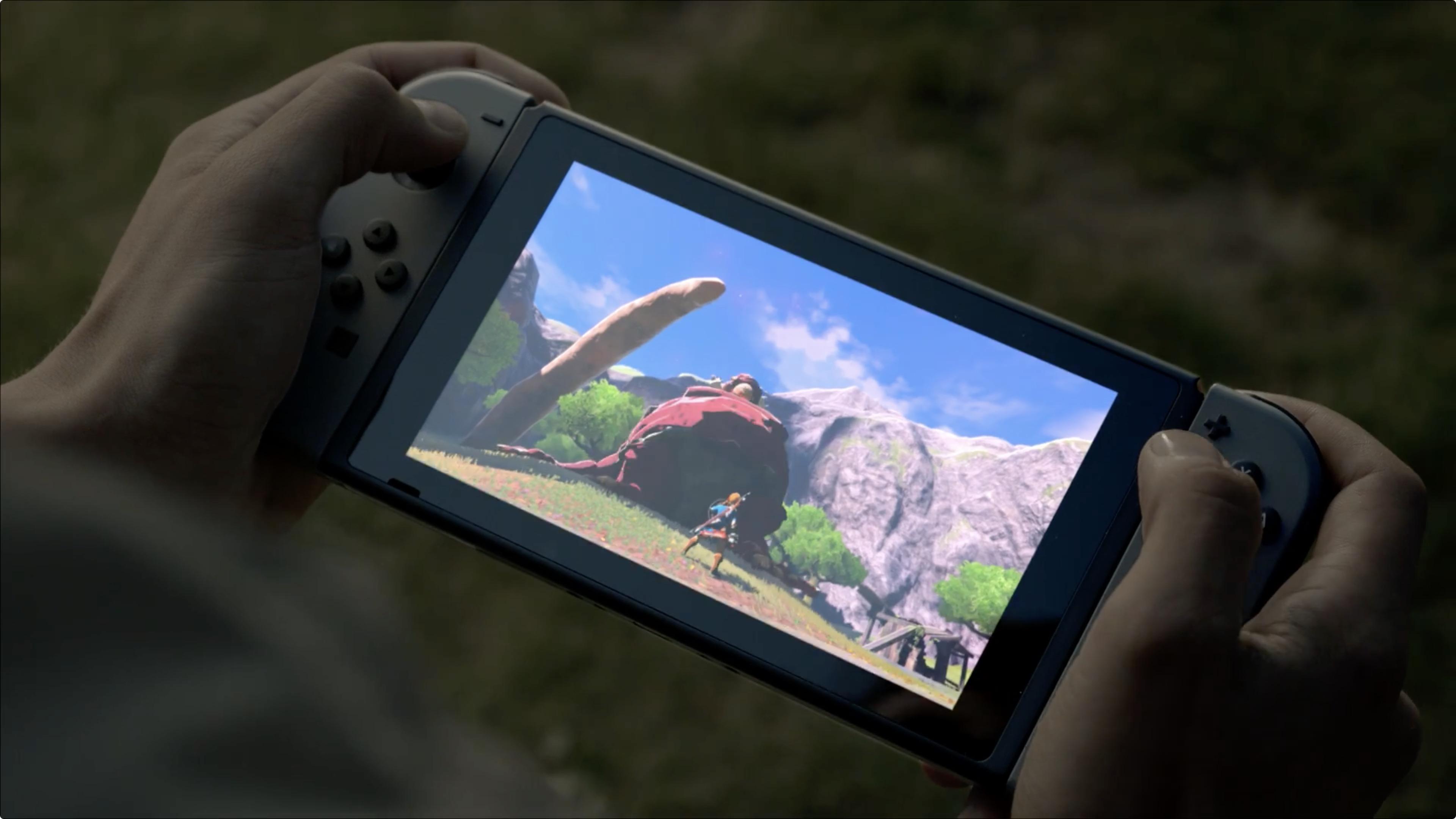 O grach i cenach Nintendo jeszcze niespecjalnie mówiło