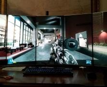 Test Eyefinity i Nvidia cz.2
