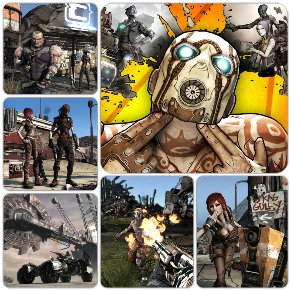 Borderlands Kolage