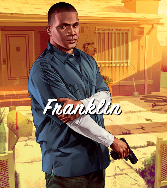 Franklin_Artwork-GTAV