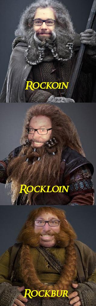 Rock Krasnolud