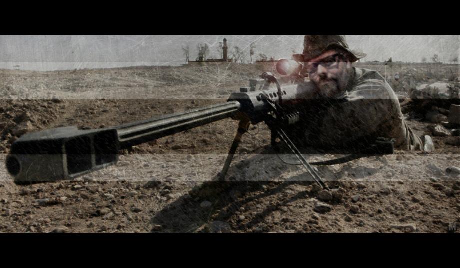 Rock Sniper by Miłosz Kaczmarek