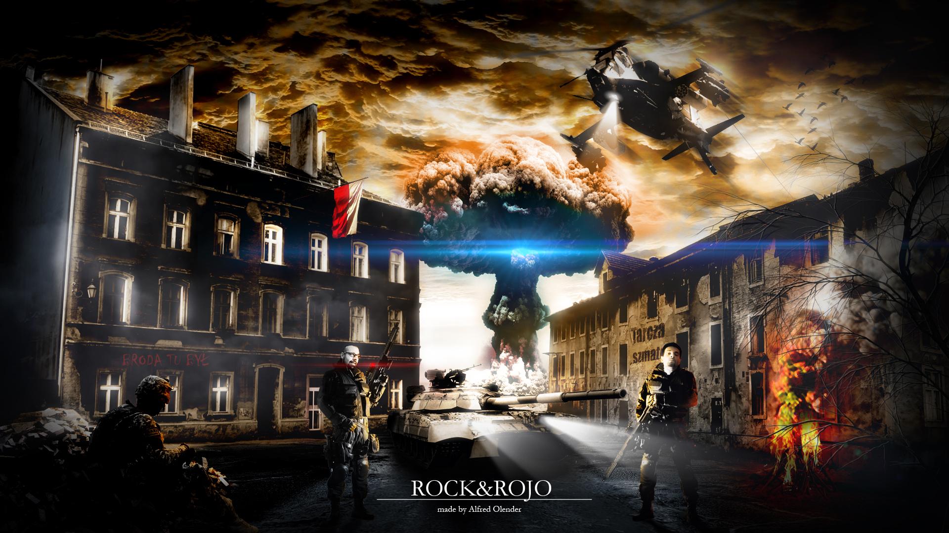 Rock&Rojo by Alfred Olender