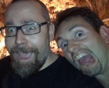 Rock & Rojo w jaskiniach przez 60 sekund
