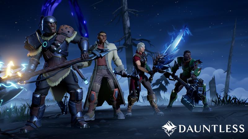 Dauntless zaoferuje rozgrywkę nawet dla czterech graczy