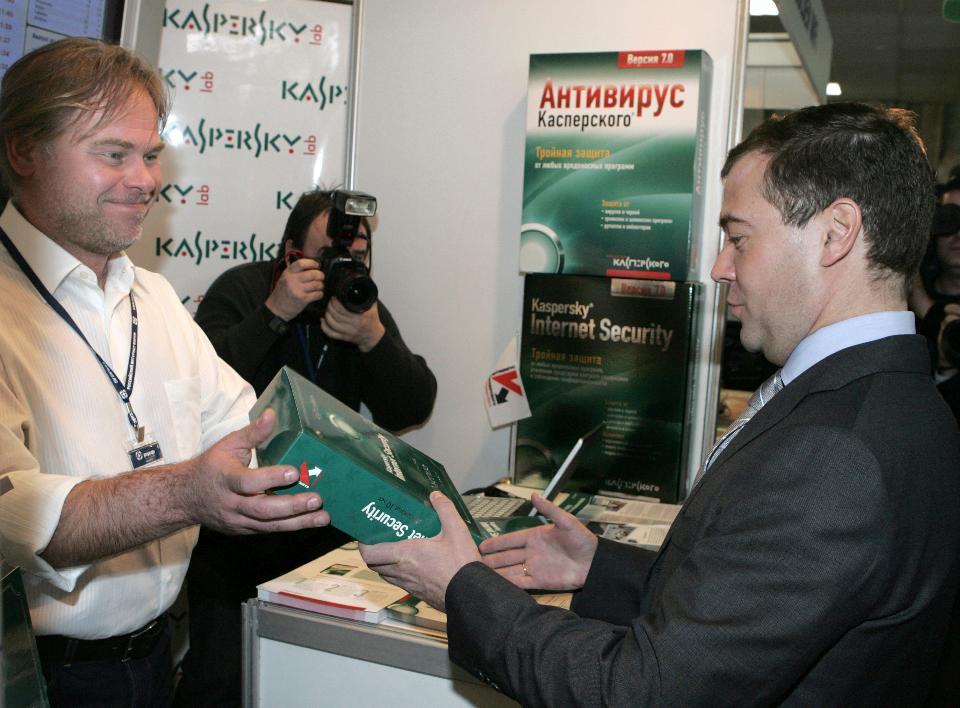Do tej pory Kaspersky Lab raczej dobrze dogadywało się z władzami Rosji