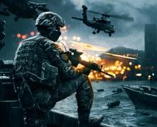 Battlefield 4 – Snajper w lesie