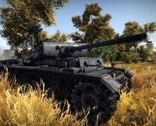 War Thunder: Bitwy Lądowe – Czołg vs Samolot