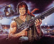 RAMBO The Video Game – Wymagania Sprzętowe