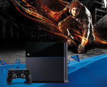 Wygraj PS4 + InFamous: Second Son – Konkurs