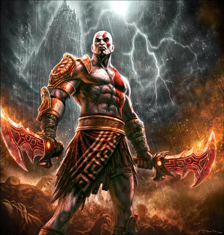 Kratos-God-of-War-4