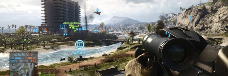 Battlefield 4 CUSTOM Server