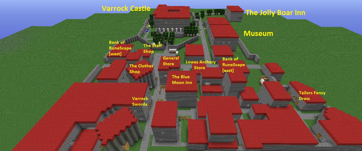 Historia RuneScape