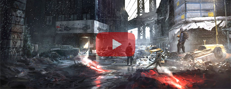 Gameplay z The Division