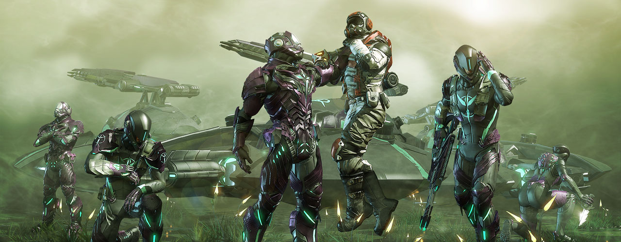 Planetside 2 Vanu Sovereignty