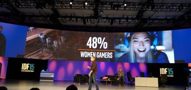 Aż 48% graczy to kobiety, czy twój przeciwnik, nie jest aby dziewczyną?