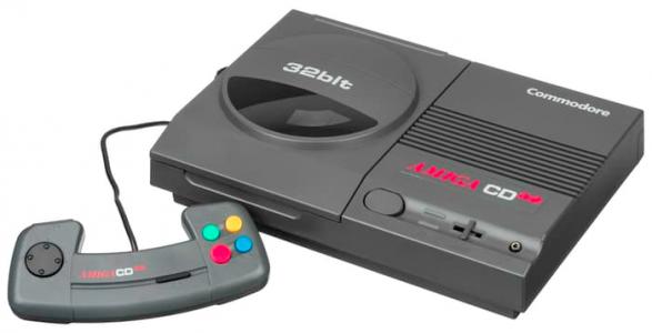 Amiga CD32: Sony DualShock, jestem twoim ojcem.