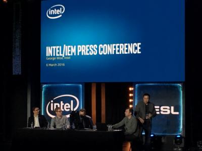Tegoroczna konferencja Intela podczas IEM wzięła po uwagę kobiety
