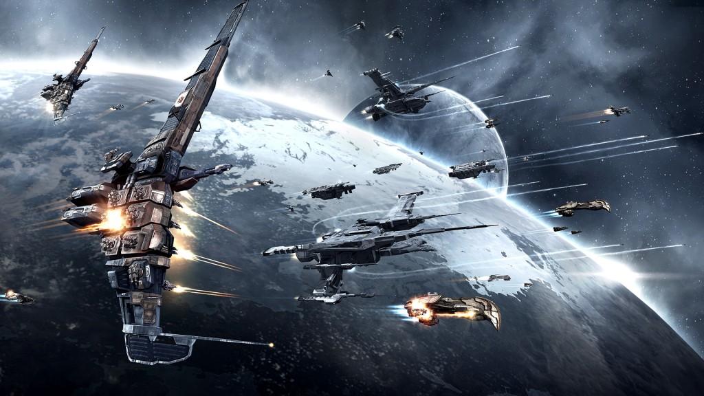 EVE Online - obowiązkowa pozycja wszystkich fanów science fiction