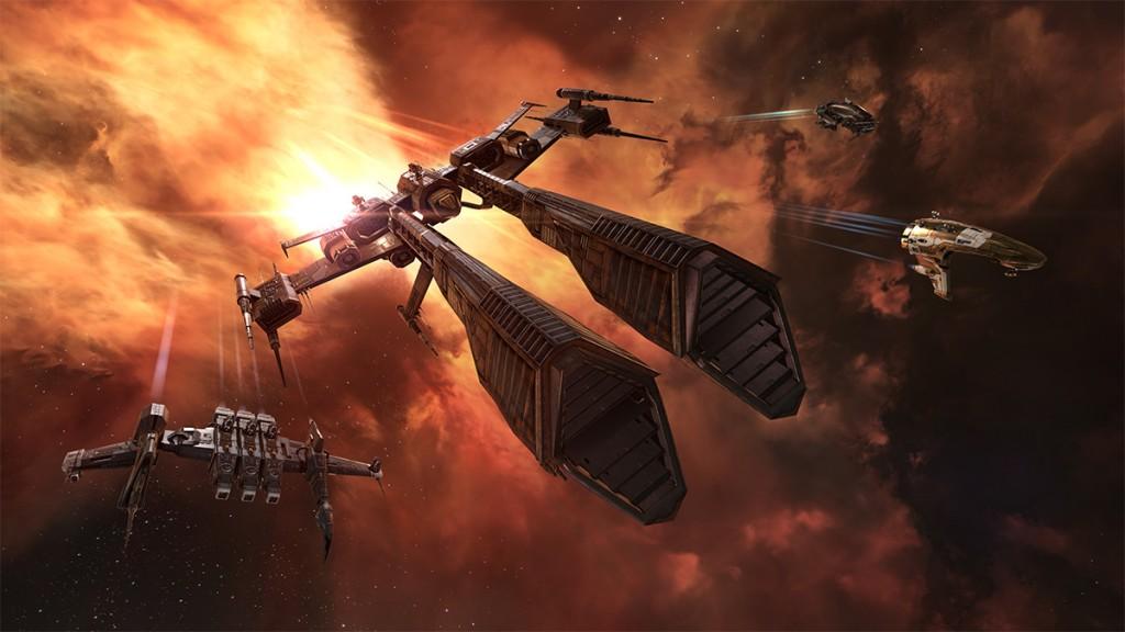 Przyszli gracze free-to-play już rozgrzewają silniki swoich statków.