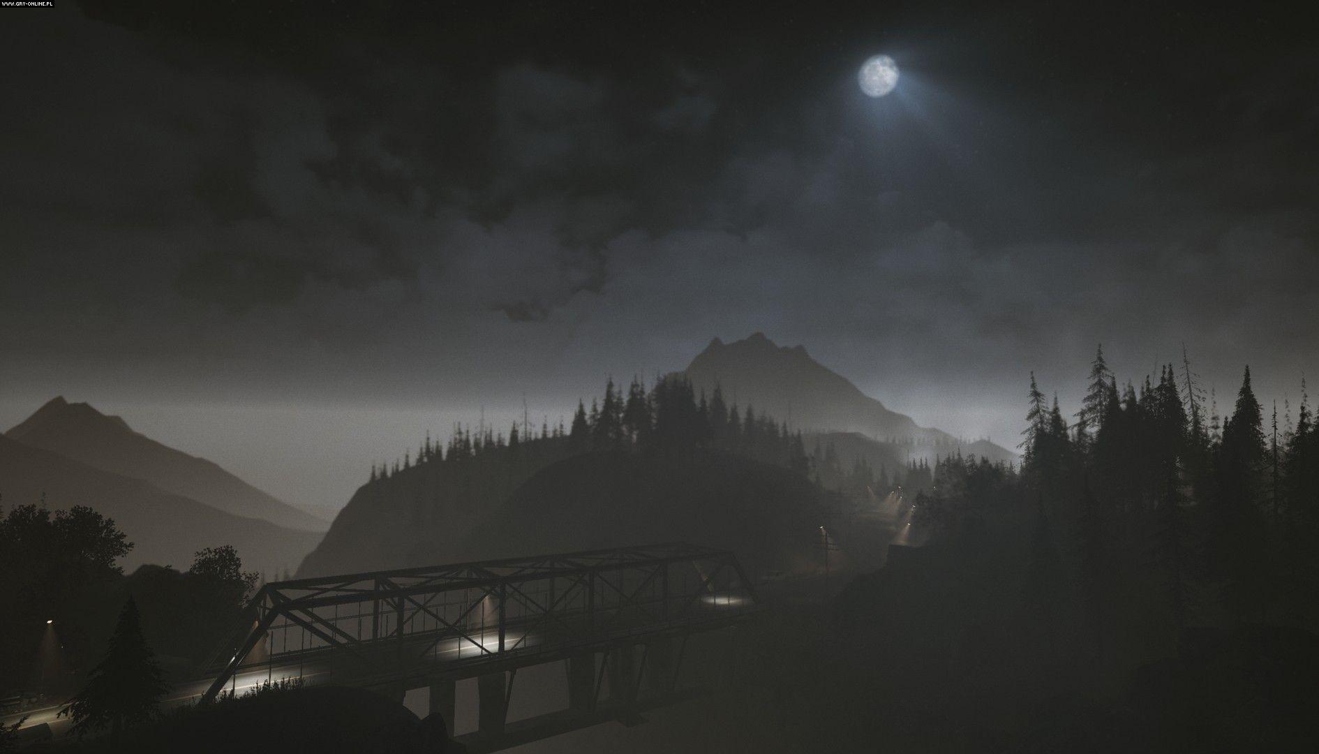 Podróż tym mostem to ciekawe doznanie
