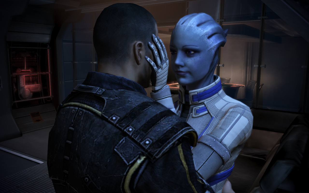 liara_and_shepard_gazing_into_each_other_2_by_g805ge-d770zu2