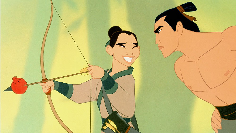 Żeby tylko Disney nie miał takiej miny po premierze filmu...