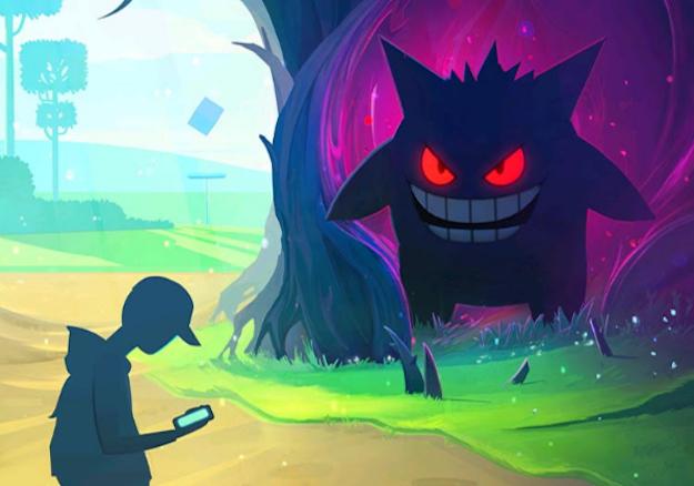 ''Straszne'' Pokemony zastąpią gołębie i szczury