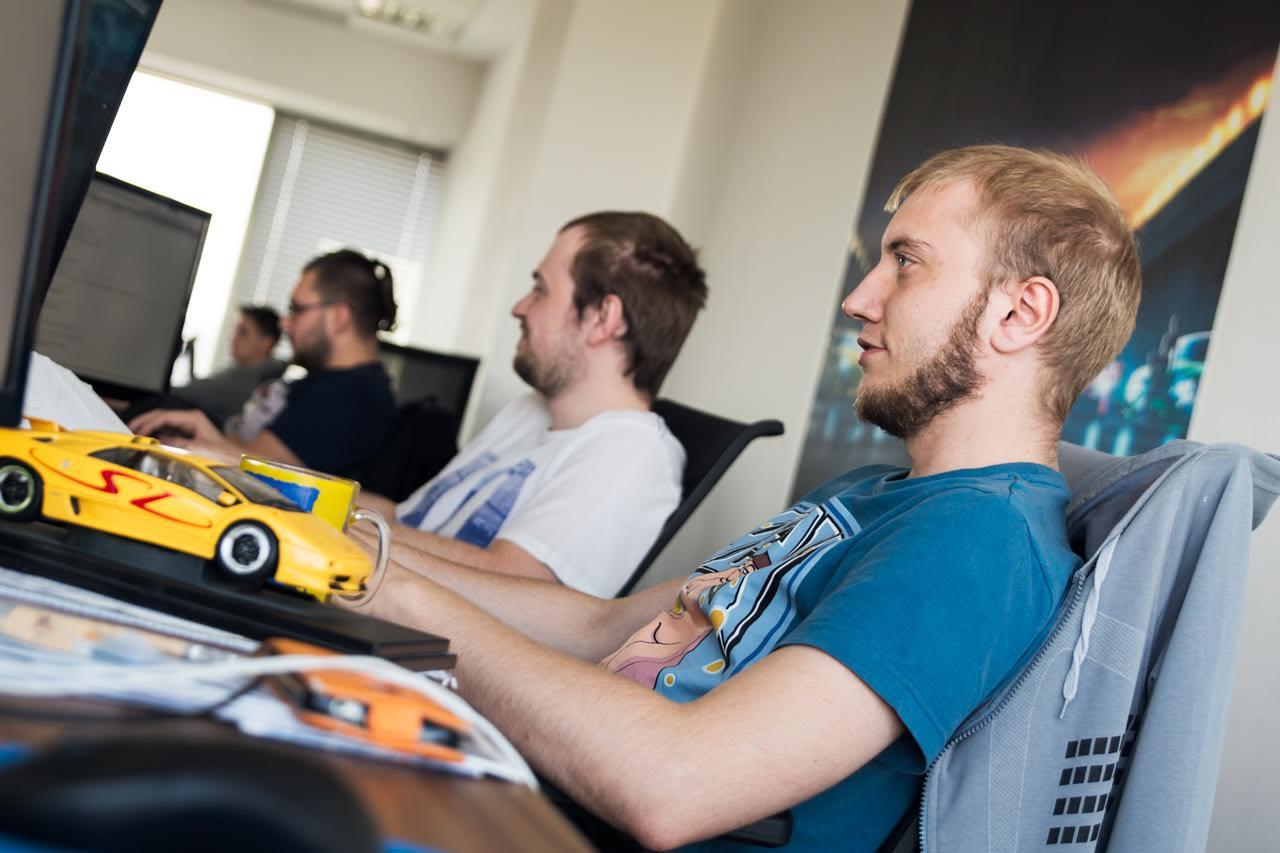 Praca w dynamicznie rozwijającej się firmie w branży gier? Jasne! Kto o tym nie marzy?
