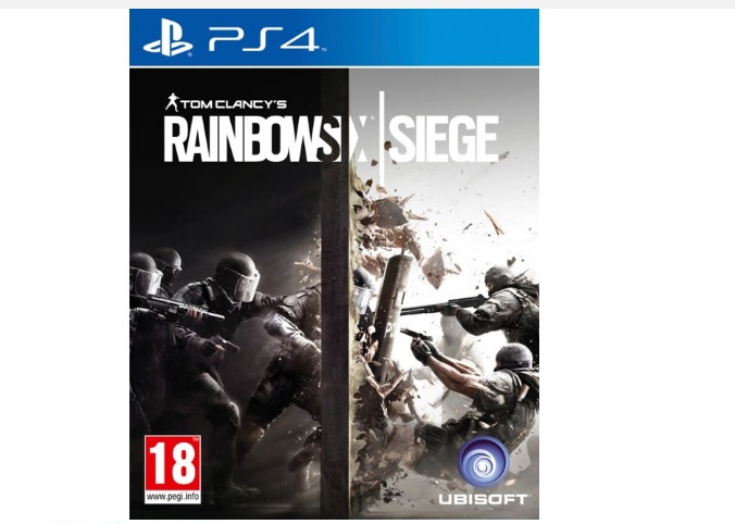 90 złotych za Rainbow Six Siege na PS4, wersja na PC 10 złotych tańsza