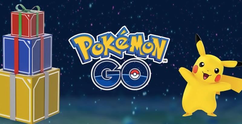 Ruszył świąteczny event w Pokemon Go