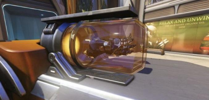 W co, oprócz rękawicy, wyposażony będzie Doomfist?