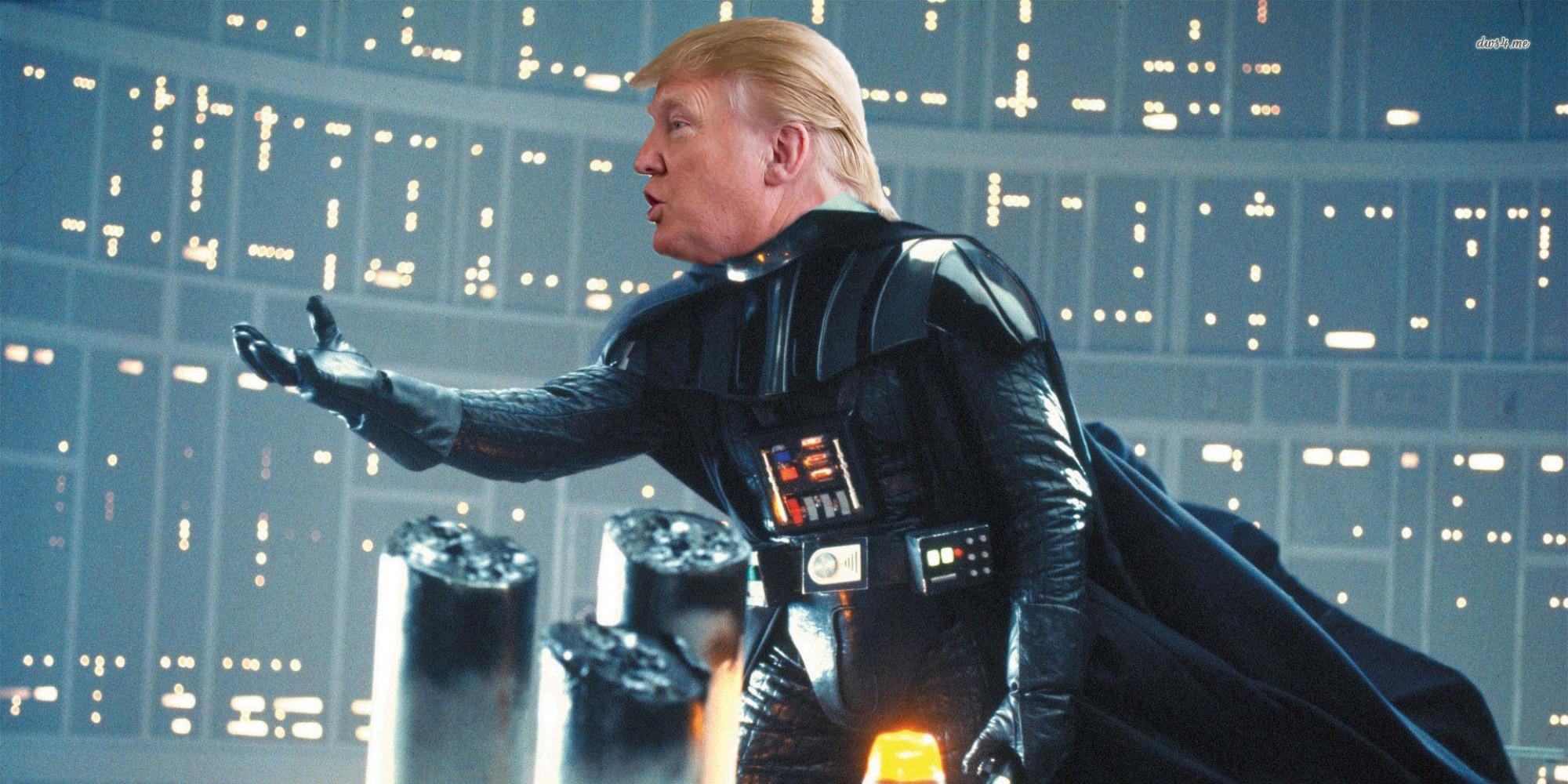 Trump zaliczy jakieś cameo w Łotrze 1?