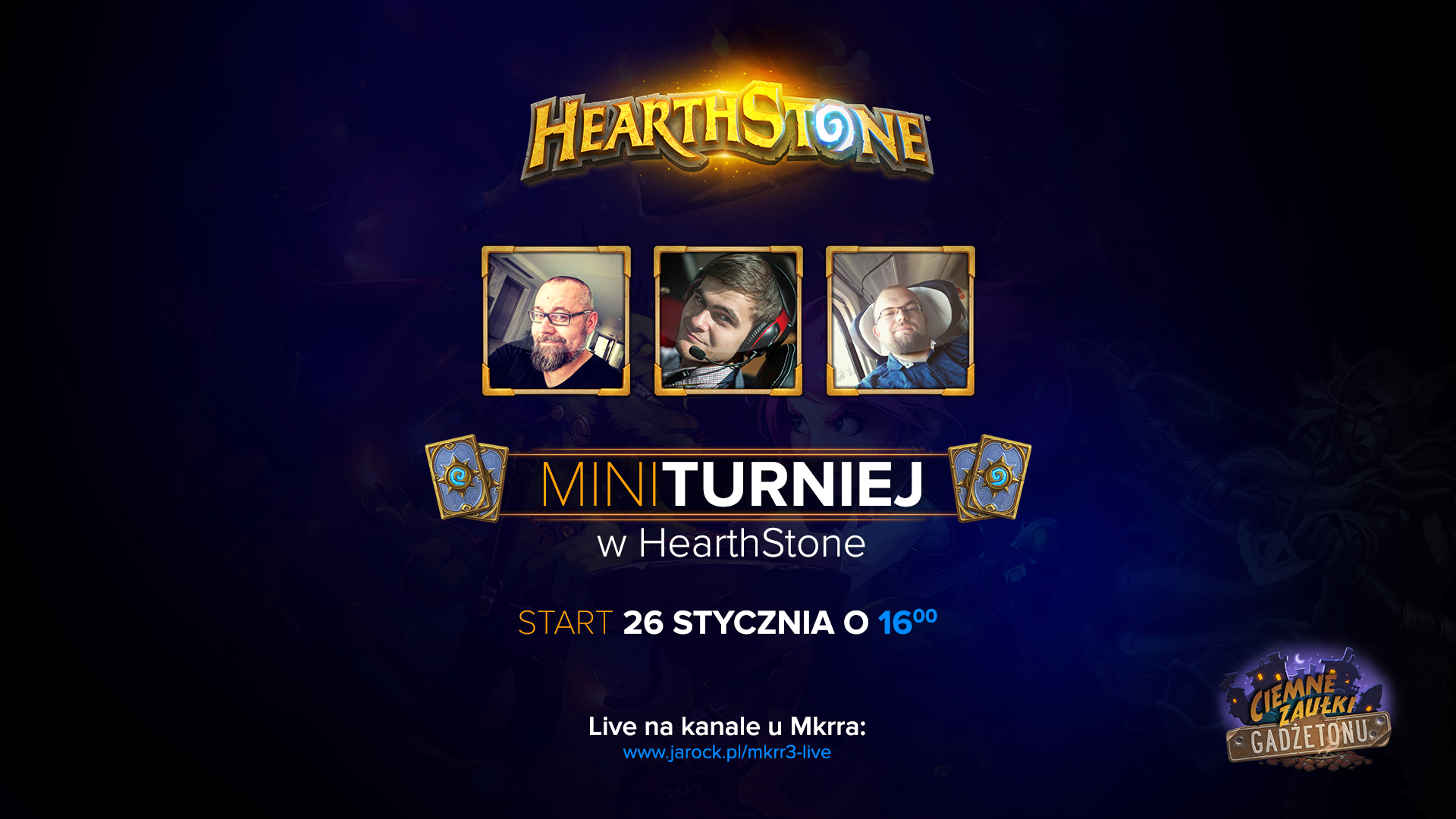 Mini-Turniej-w-Hearthstone