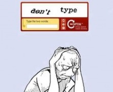 Ukryty wymiar CAPTCHA