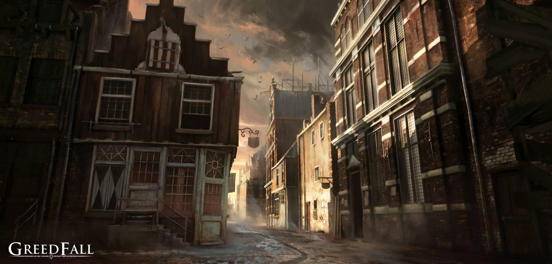 Klimat jak z Assassin's Creed 3, prawda?