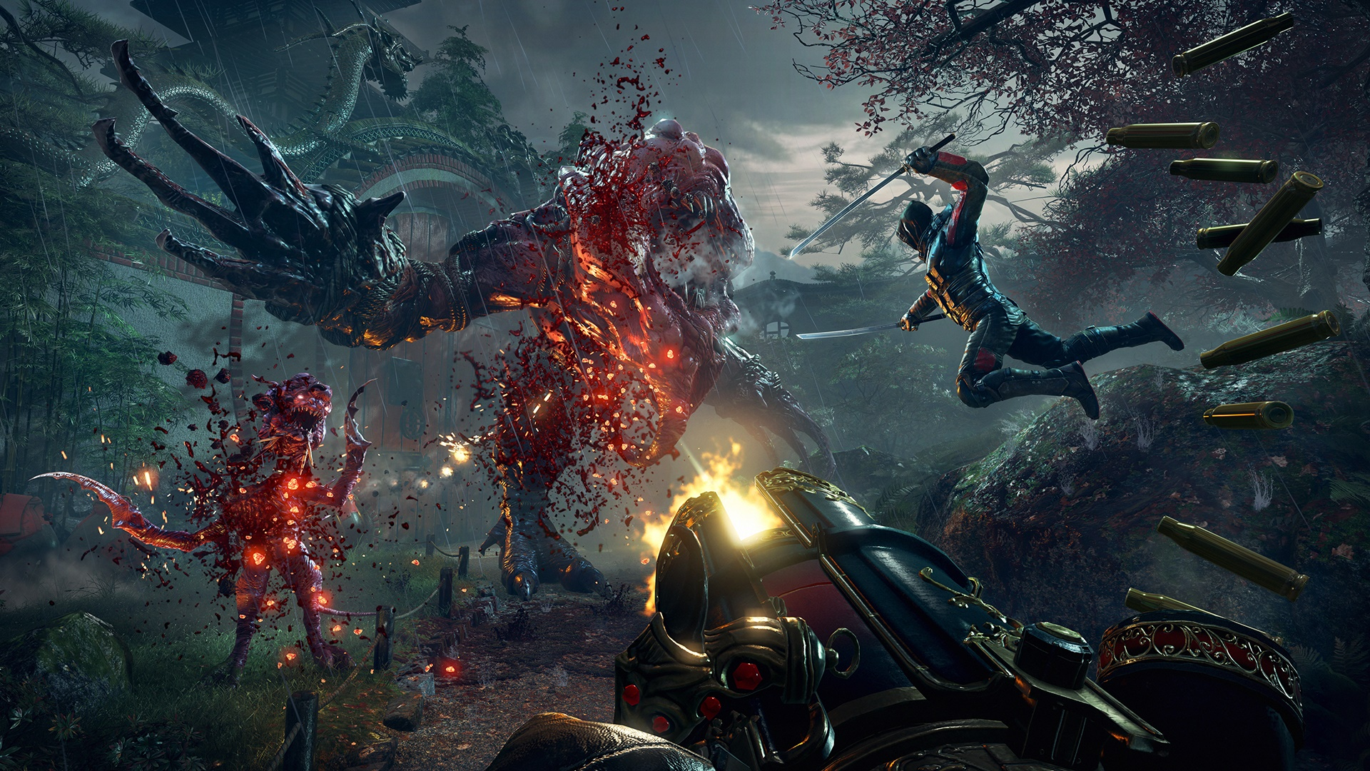 Shadow Warrior 2 - krew się leje
