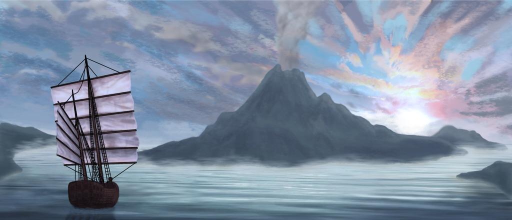 Wyspa Vvardenfell czeka