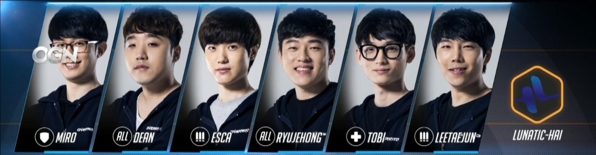 Najgorętsze nazwiska e-sportu w Korei!