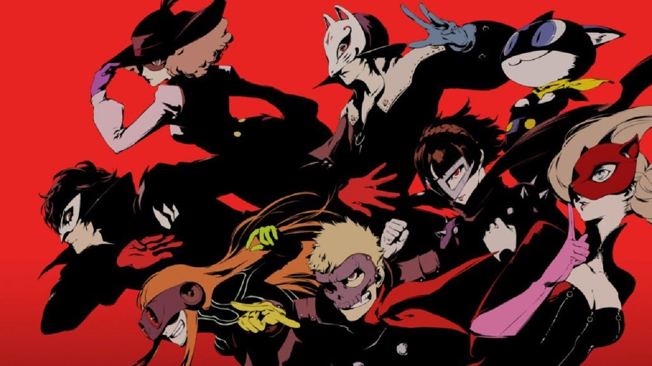 Persona 5, podobnie jak poprzednie części, będzie miała nietuzinkowych bohaterów