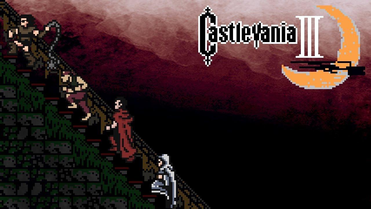 Co powiecie na serial Castelvania?