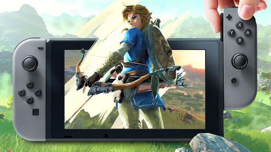 Zelda świetnie Switcha sprzedaje