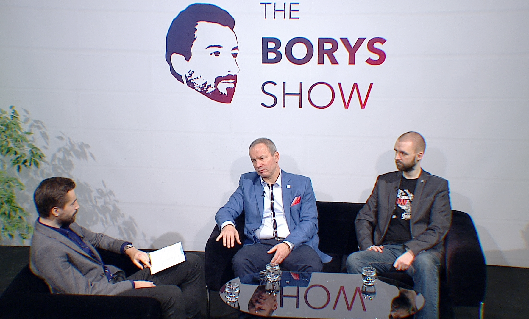 The Borys Show startuje już jutro o 20!