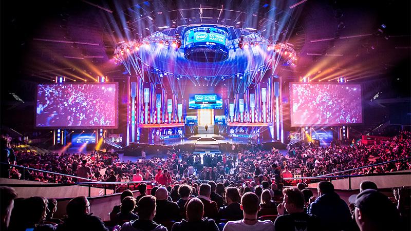 Intel Extreme Masters, to tam dzieje się magia esportu!