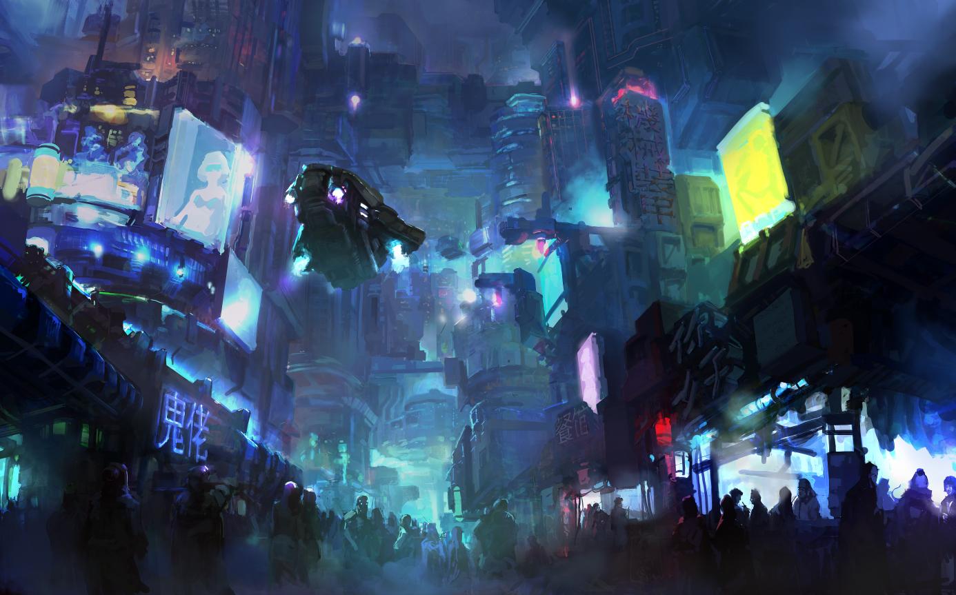 Oby spełniły się nadzieje Rivida odnośnie Cyberpunka