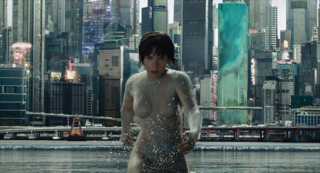 Scarlett Johansson w roli Miry Killian