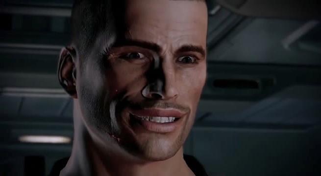 ... od przerażającego Sheparda?